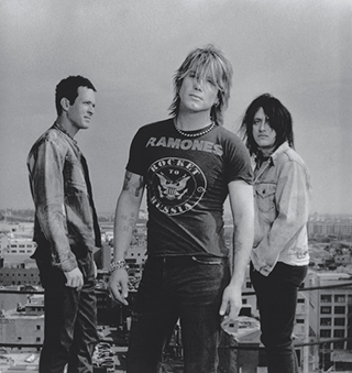 The Goo Goo Dolls & Daughtry at DTE Energy Music Theatre