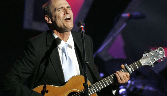 James Taylor - Live at DTE Energy Music Theatre