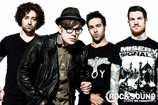 Monumentour: Fall Out Boy & Paramore at DTE Energy Music Theatre