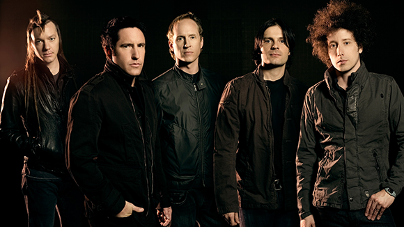 Nine Inch Nails & Soundgarden at DTE Energy Music Theatre