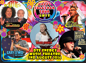 Happy Together Tour at DTE Energy Music Theatre