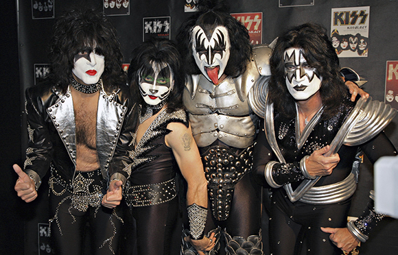 Kiss & Def Leppard at DTE Energy Music Theatre