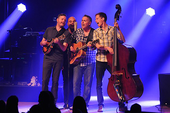 Barenaked Ladies, Violent Femmes & Colin Hay at DTE Energy Music Theatre