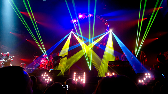 Australian Pink Floyd Show at DTE Energy Music Theatre