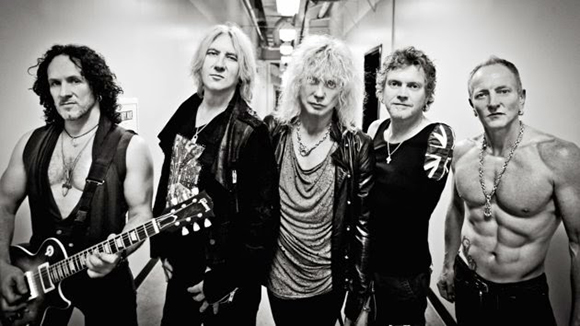 Def Leppard, Styx & Tesla at DTE Energy Music Theatre