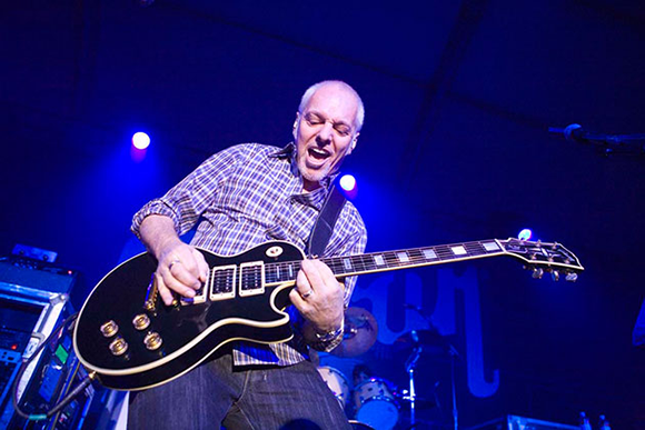 Peter Frampton & Cheap Trick at DTE Energy Music Theatre