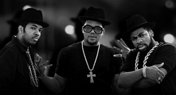 Run DMC, Naughty By Nature & Sugar Hill Gang at DTE Energy Music Theatre
