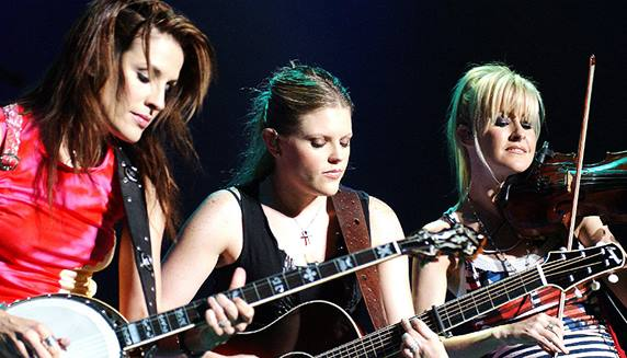 Dixie Chicks at DTE Energy Music Theatre