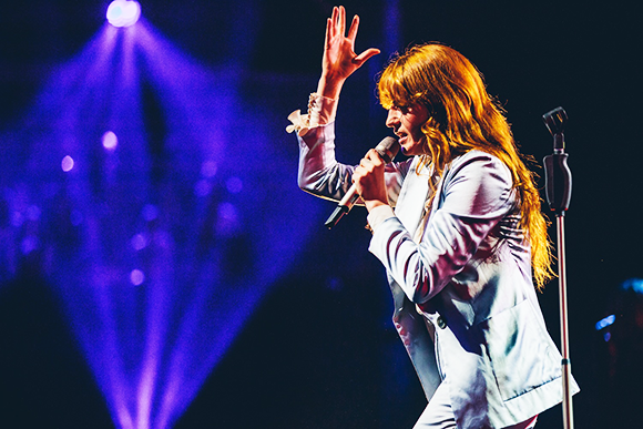 Florence and The Machine & Of Monsters and Men at DTE Energy Music Theatre