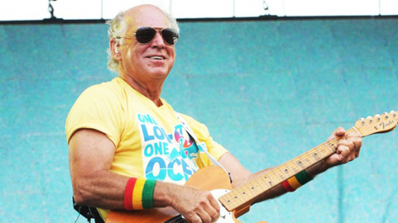 Jimmy Buffett & Huey Lewis And The News at DTE Energy Music Theatre