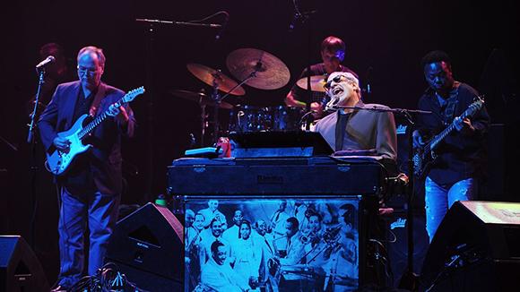 Steely Dan & Steve Winwood at DTE Energy Music Theatre