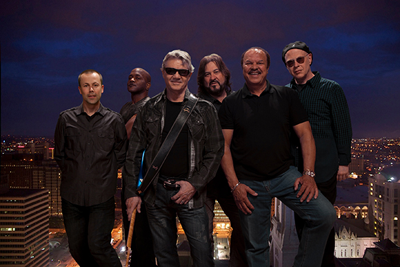 Steve Miller Band & Jimmie Vaughan at DTE Energy Music Theatre