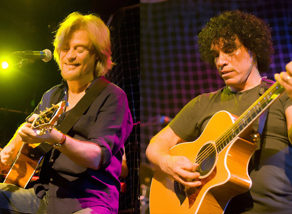 Daryl Hall & John Oates at DTE Energy Music Theatre