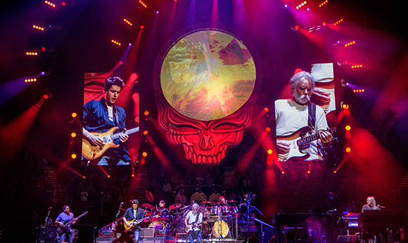 Dead And Company at DTE Energy Music Theatre