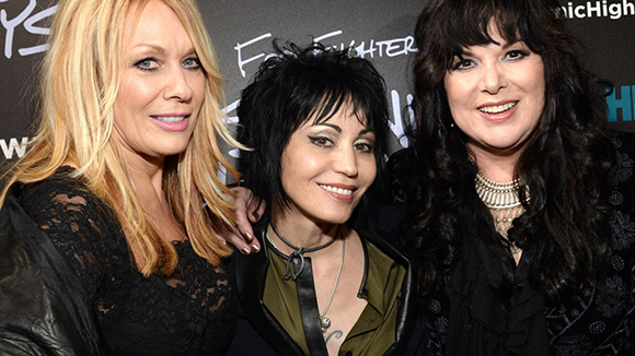 Heart, Joan Jett and The Blackhearts & Cheap Trick at DTE Energy Music Theatre