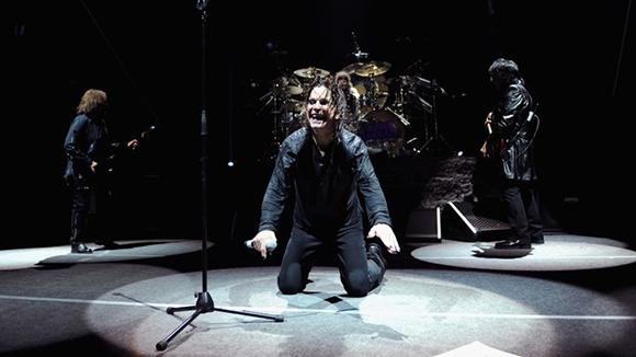 Black Sabbath at DTE Energy Music Theatre