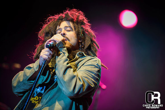 Counting Crows & Rob Thomas at DTE Energy Music Theatre