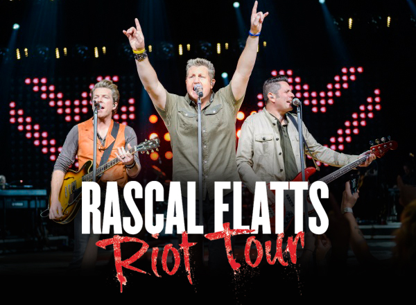 Rascal Flatts & Kelsea Ballerini at DTE Energy Music Theatre