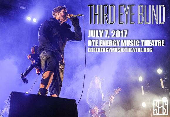 Third Eye Blind & Silversun Pickups at DTE Energy Music Theatre