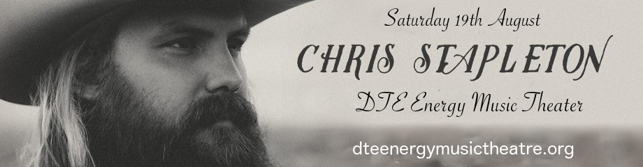 Chris Stapleton, Margo Price & Brent Cobbs at DTE Energy Music Theatre