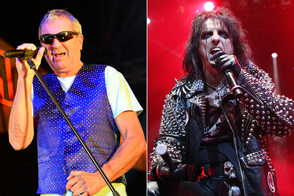 Deep Purple & Alice Cooper at DTE Energy Music Theatre