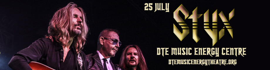 Styx, REO Speedwagon & Don Felder  at DTE Energy Music Theatre