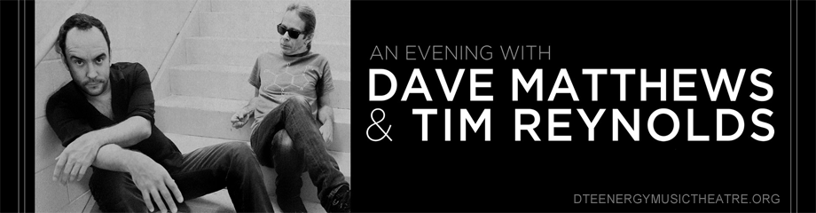 Dave Matthews & Tim Reynolds at DTE Energy Music Theatre