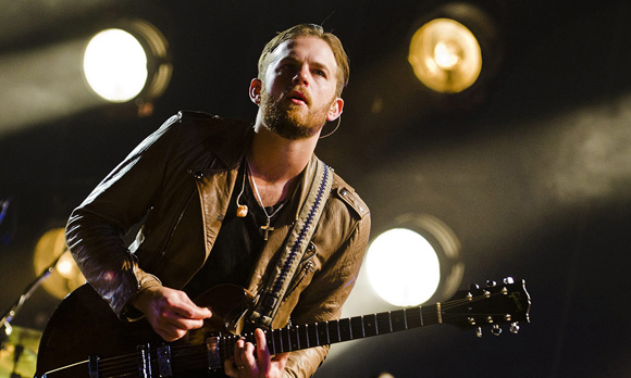 Kings of Leon at DTE Energy Music Theatre