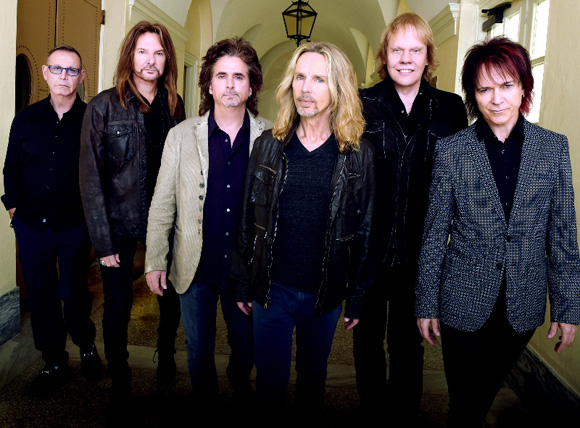 Styx, REO Speedwagon & Don Felder  at DTE Energy Music Theatre