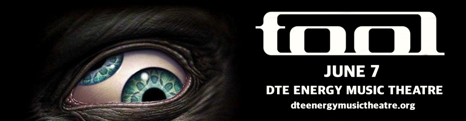 Tool at DTE Energy Music Theatre
