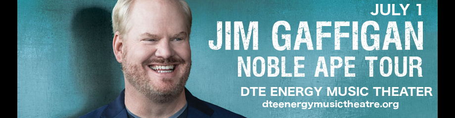Jim Gaffigan Dte Energy Music Theatre