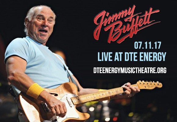 Jimmy Buffett And The Coral Reefer Band at DTE Energy Music Theatre