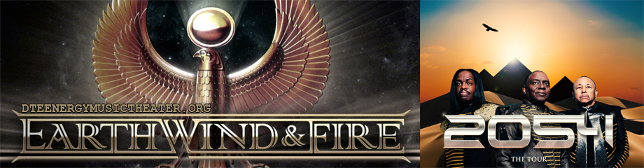 Earth, Wind and Fire at DTE Energy Music Theatre