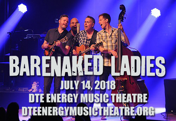 Barenaked Ladies, Better Than Ezra & KT Tunstall at DTE Energy Music Theatre