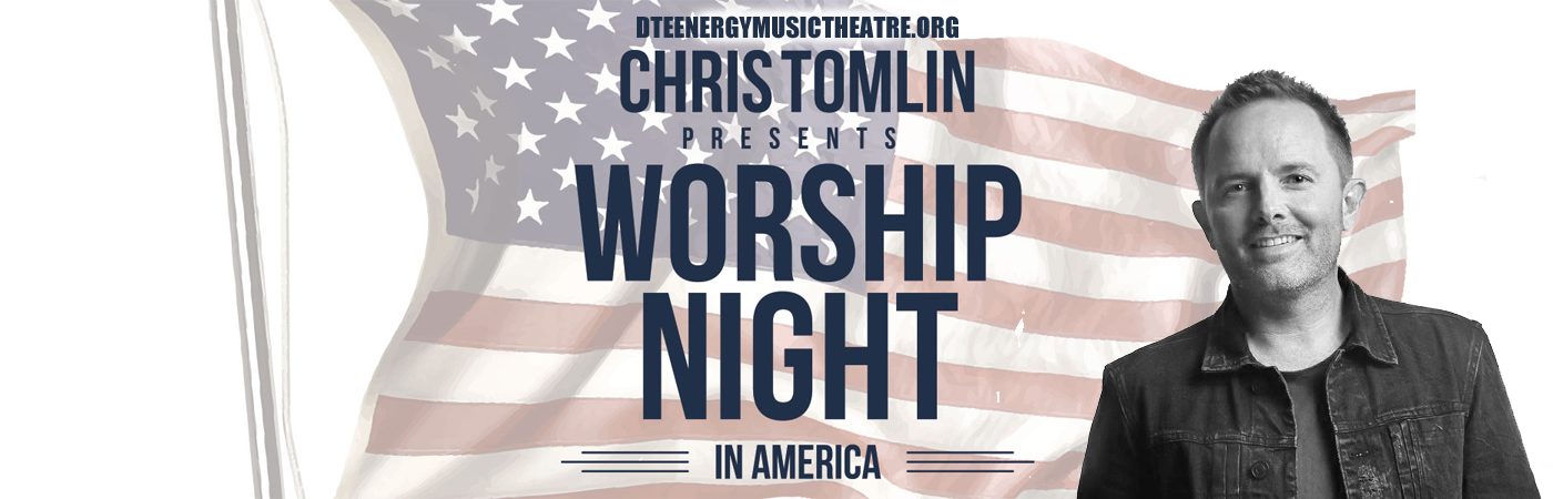 Chris Tomlin, Kim Walker-Smith, Matt Maher & Christine D'Clario at DTE Energy Music Theatre