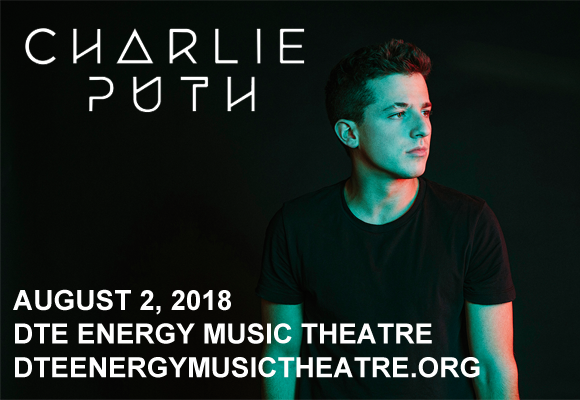 Charlie Puth & Hailee Steinfeld at DTE Energy Music Theatre