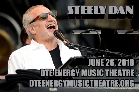 Steely Dan & The Doobie Brothers at DTE Energy Music Theatre