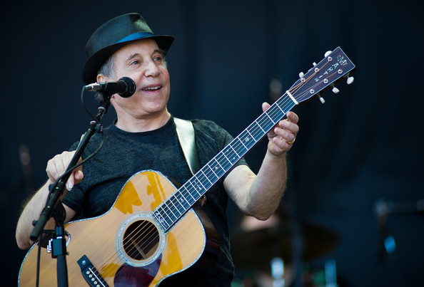 Paul Simon at DTE Energy Music Theatre