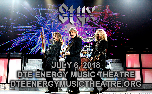 Styx, Joan Jett, The Blackhearts & Tesla at DTE Energy Music Theatre