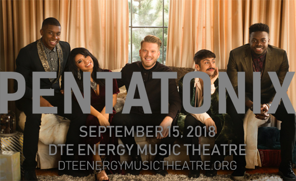 Pentatonix at DTE Energy Music Theatre