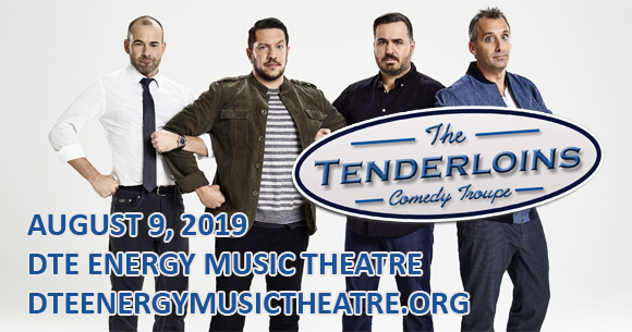 Cast Of Impractical Jokers at DTE Energy Music Theatre