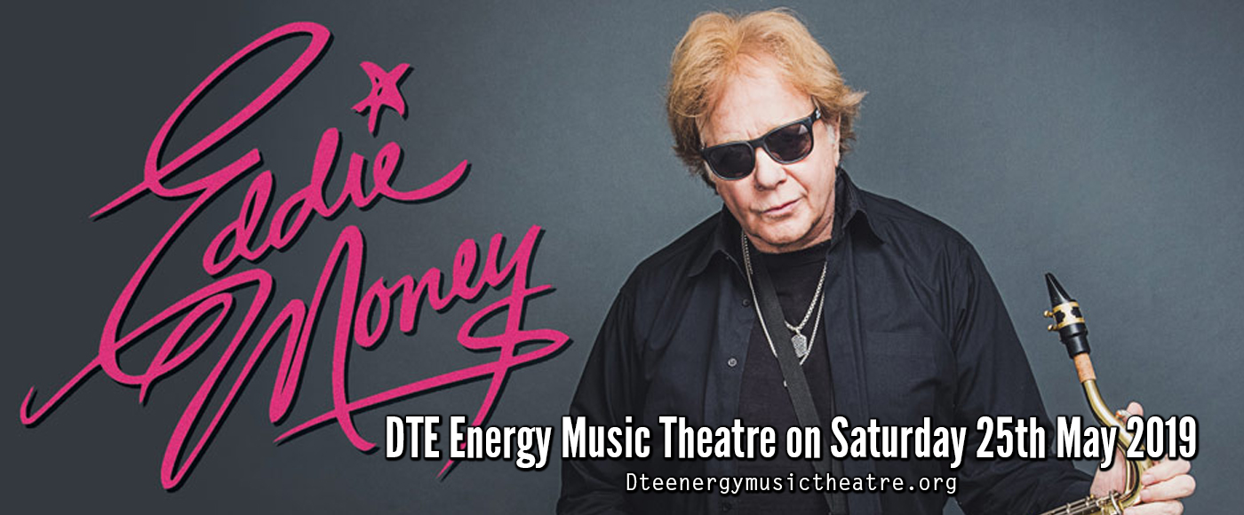 Eddie Money at DTE Energy Music Theatre