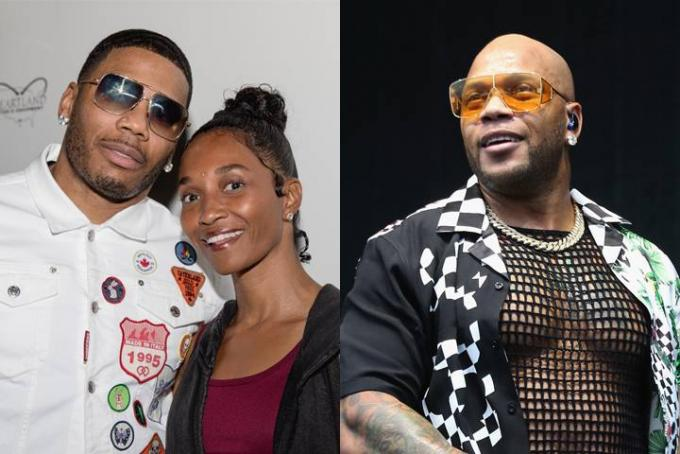 Nelly, TLC & Flo Rida at DTE Energy Music Theatre
