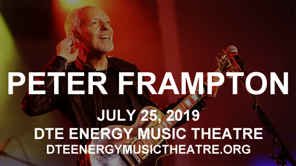 Peter Frampton at DTE Energy Music Theatre