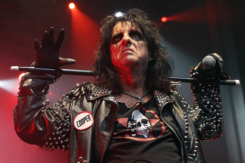 Alice Cooper, Tesla & Lita Ford at DTE Energy Music Theatre