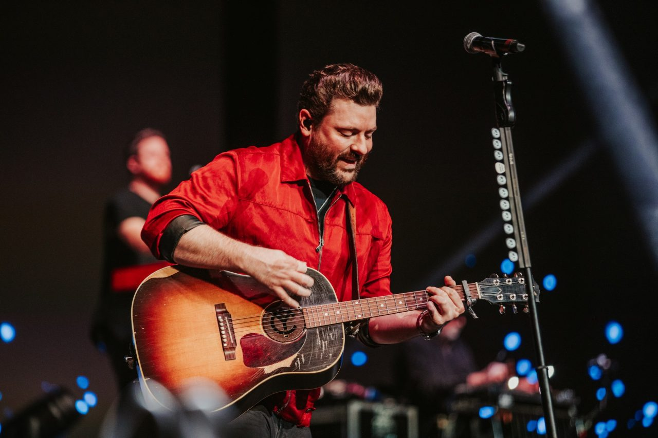 Chris Young, Scotty McCreery & Payton Smith at DTE Energy Music Theatre