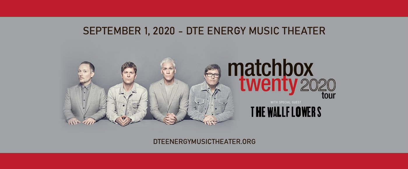 Matchbox Twenty & The Wallflowers at DTE Energy Music Theatre