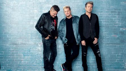 Rascal Flatts at DTE Energy Music Theatre