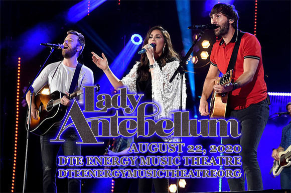 Lady Antebellum, Jake Owen & Maddie and Tae at DTE Energy Music Theatre