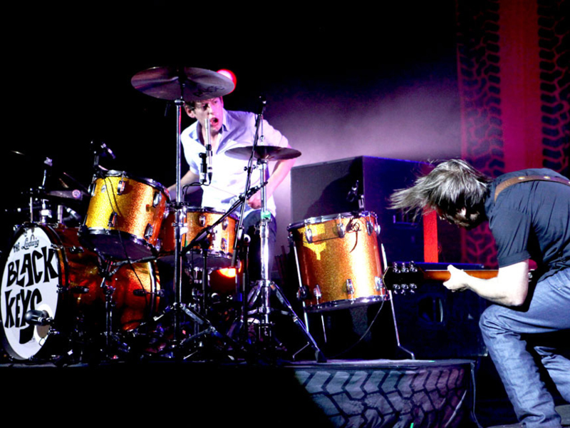 The Black Keys at DTE Energy Music Theatre